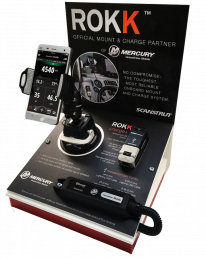 Quality, premium hi-tech CTU for Rokk / Scanstrut - counter top display units