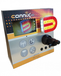 Premium quality CTU for Connix - high tech working countertop display unit to showcase products