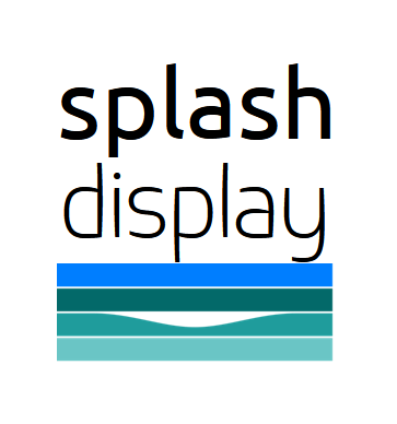splash display point of sale design and manufacture