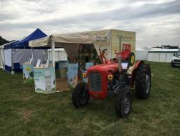 Childs Farm exhibition - trade show stands
