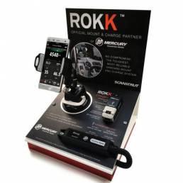 ROKK Counter Top Display Mercury