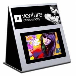 Venture Countertop LCD Unit counter top display unit