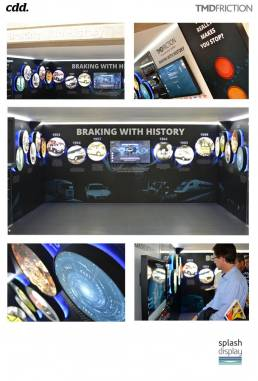 large scale exhibition graphics museums and displays