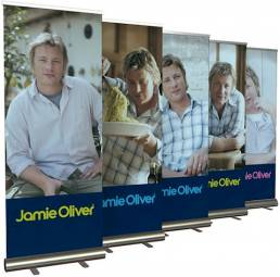 cheap rollerbanner print and supply