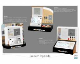 Hamilton Litestat countertop display working CTU