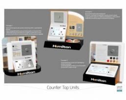 Hamilton Litestat countertop display working CTU