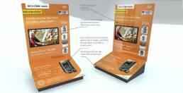 Premium CTU with interactive working design