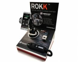 ROKK Counter Top Display Mercury CTU
