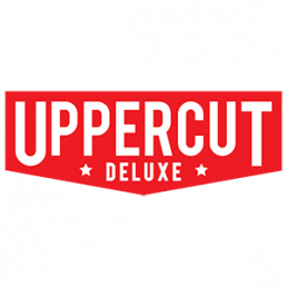 Point of purchase display for Uppercut Deluxe