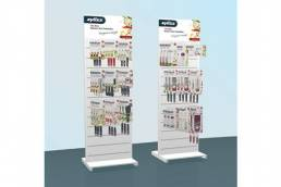 Zyliss FSDU - free standing display unit - point of purchase