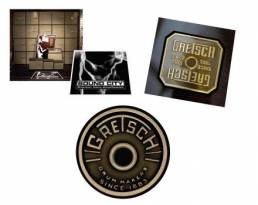 Signs and displays for Gretsch