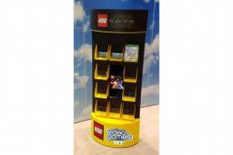 Lego FSDU - free standing display unit - point of purchase