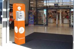 hand sanitiser fsdu sainsburys - Covid19 safety products