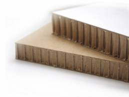 FSDU from recyclable products - reboard FSDU, high quality, eco friendly free standing display units
