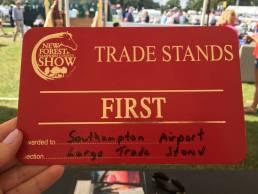 Award winning trade stands for indoor or outdoor exhibitions
