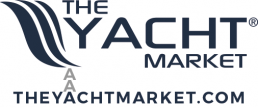 Exterior signage for The Yacht Market