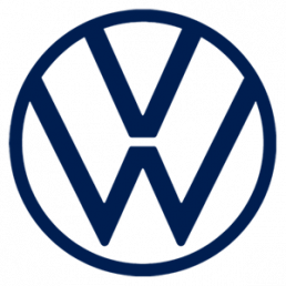 Point of purchase display for volkswagen
