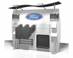 trade and exhibition display stands