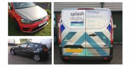 vehicle graphics and van wraps to advertise business